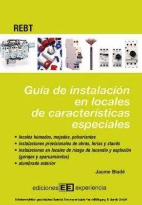 Guía de instalación en locales de características especiales