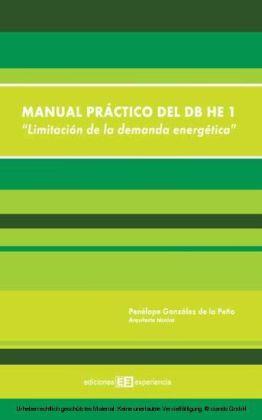 Manual práctico del db he 1. limitación de la demanda energética