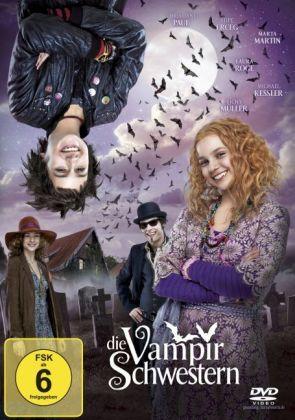 Die Vampirschwestern, 1 DVD