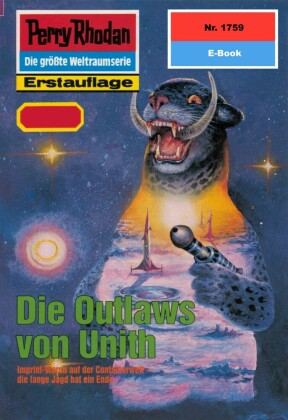 Perry Rhodan 1759: Die Outlaws von Unith