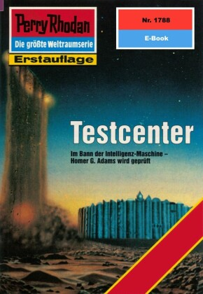 Perry Rhodan 1788: Testcenter