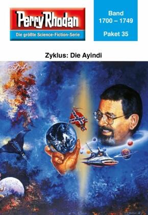 Perry Rhodan-Paket 35: Die Ayindi