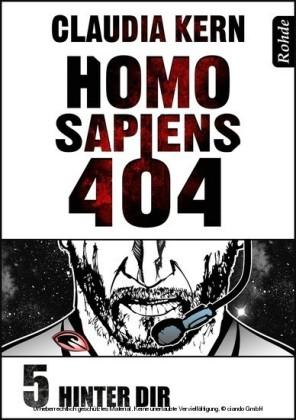 Homo Sapiens 404 - Hinter dir