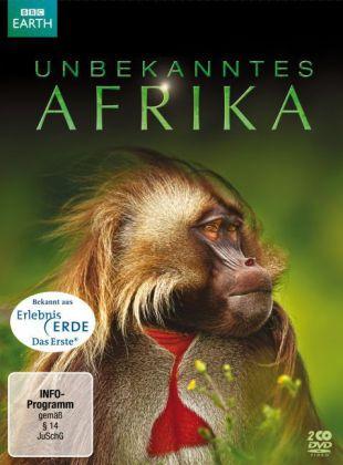 Unbekanntes Afrika, 2 DVDs
