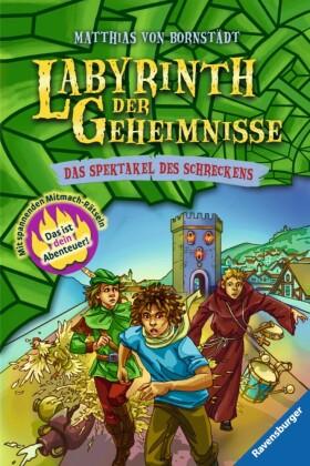 Labyrinth der Geheimnisse 4: Das Spektakel des Schreckens