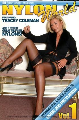 Nylons World Magazine Vol.01. Vol.1