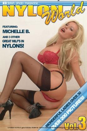 Nylons World Magazine Vol.03. Vol.3