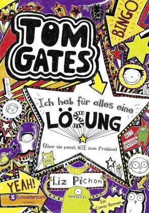 Tom Gates, Band 05