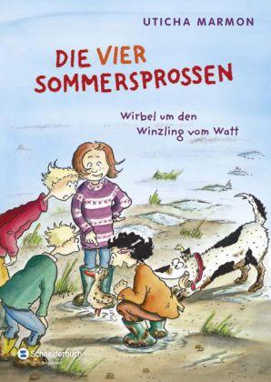 Die vier Sommersprossen. Bd.2
