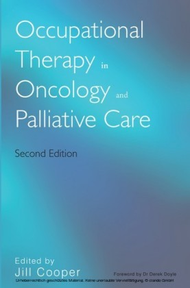 Occupational Therapy in Oncology and Palliative Care,