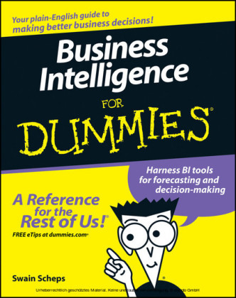 Business Intelligence For Dummies,