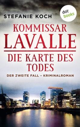 Kommissar Lavalle - Der zweite Fall: Die Karte des Todes