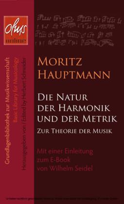 Die Natur der Harmonik und Metrik