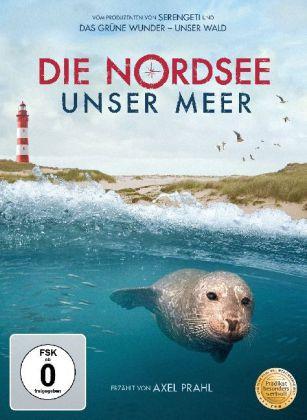 Die Nordsee - Unser Meer, 1 DVD