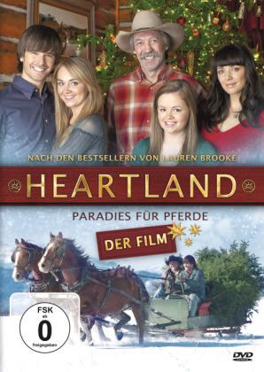 Heartland - Paradies für Pferde: Der Film, 1 DVD