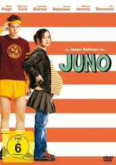 Juno, 1 DVD Cover