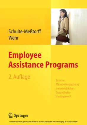 Employee Assistance Programs