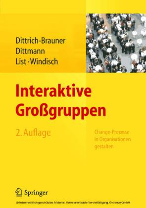 Interaktive Großgruppen