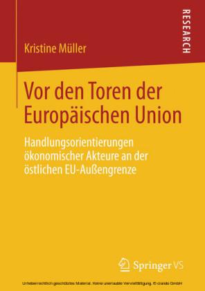Vor den Toren der Europäischen Union