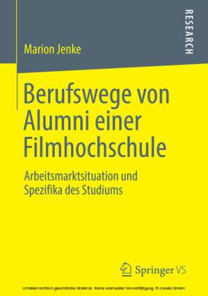 Berufswege von Alumni einer Filmhochschule