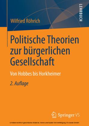 Politische Theorien zur bürgerlichen Gesellschaft