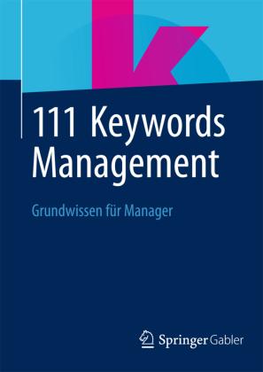 111 Keywords Management