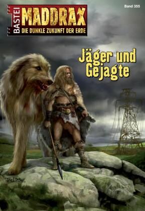 Maddrax - Jäger und Gejagte