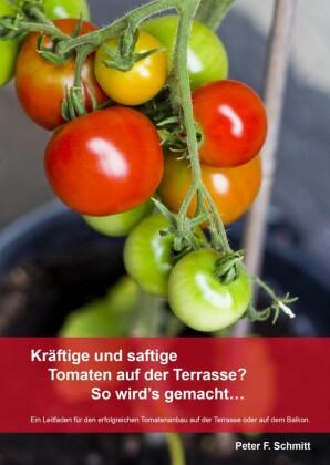 Kräftige und saftige Tomaten auf der Terrasse? So wird's gemacht...