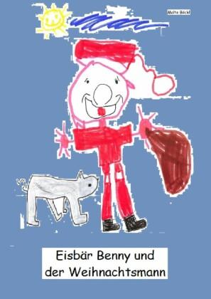Eisbär Benny und der Weihnachtsmann