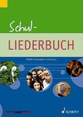 Schul-Liederbuch für weiterführende Schulen Cover