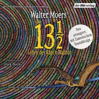 Die 13 1/2 Leben des Käpt'n Blaubär, 16 Audio-CDs