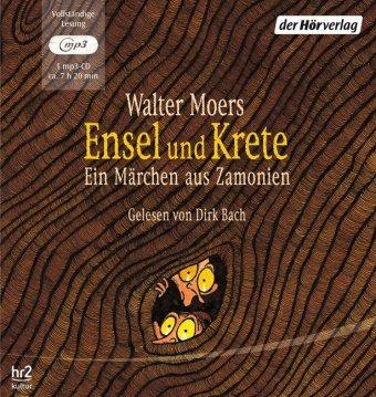 Ensel und Krete, 1 MP3-CD