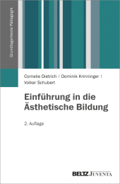 Einführung in die Ästhetische Bildung Cover