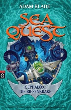 Sea Quest - Cephalox, die Riesenkrake