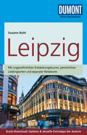 DuMont Reise-Taschenbuch Reiseführer Leipzig Cover