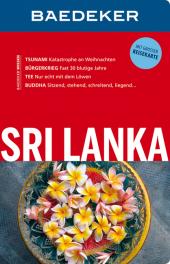 Baedeker Sri Lanka Cover