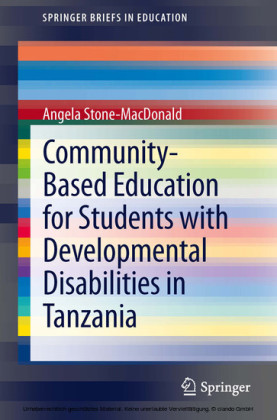 Community-Based Education for Students with Developmental Disabilities in Tanzania