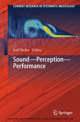 Sound - Perception - Performance