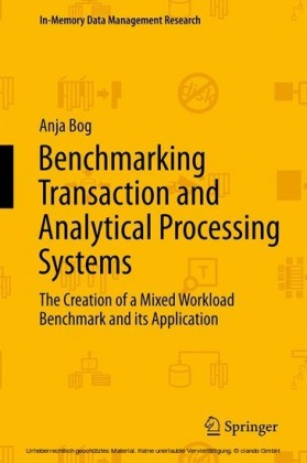 Benchmarking Transaction and Analytical Processing Systems