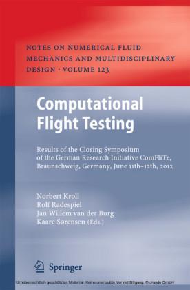Computational Flight Testing