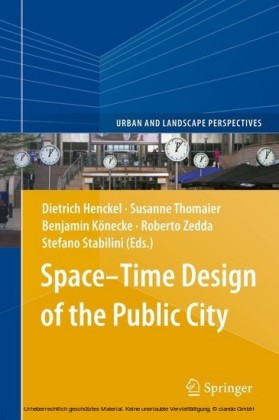 Space-Time Design of the Public City