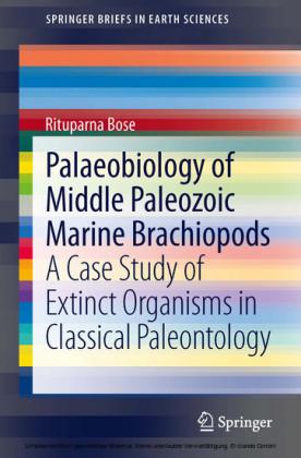Palaeobiology of Middle Paleozoic Marine Brachiopods