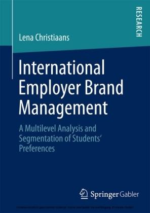 International Employer Brand Management