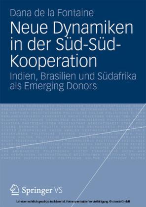 Neue Dynamiken in der Süd-Süd-Kooperation