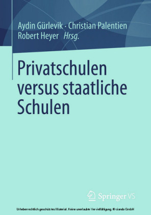 Privatschulen versus staatliche Schulen