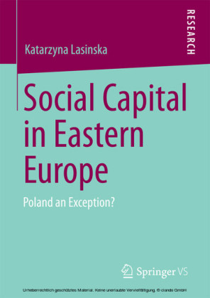 Social Capital in Eastern Europe