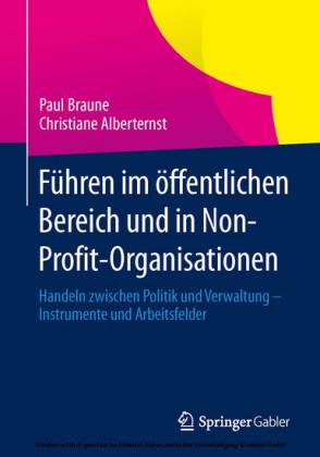 Führen im öffentlichen Bereich und in Non-Profit-Organisationen