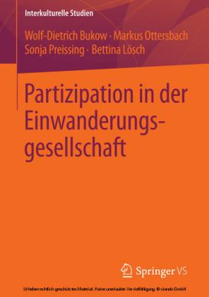 Partizipation in der Einwanderungsgesellschaft