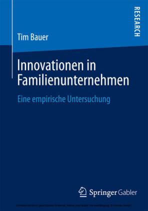 Innovationen in Familienunternehmen