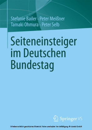 Seiteneinsteiger im Deutschen Bundestag